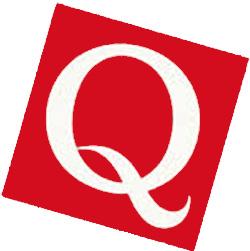 """Minősített és Ajánlott Nyelviskola cím """"Q"""" védjegy"""